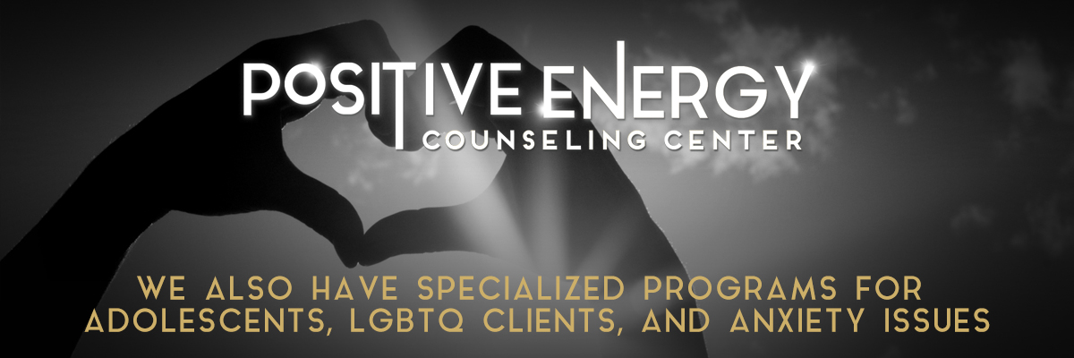 We Have Specialized Programs For Adolescents, LBGTQ Issues, and Anxiety.